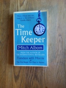 Fiction Book Review: The Time Keeper by Mitch Albom ...