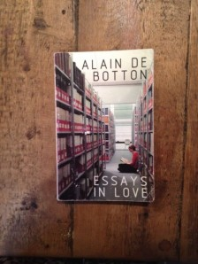 Essays in love alain de botton